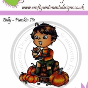 Billy Pumpkin Pie