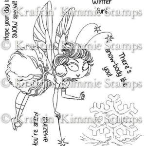 Snowball Fairy
