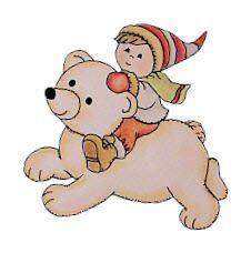 Mimo with Polar Bear