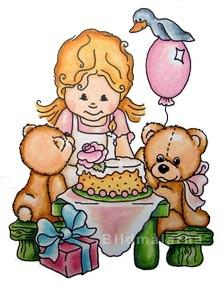 Mimosa's Birthday
