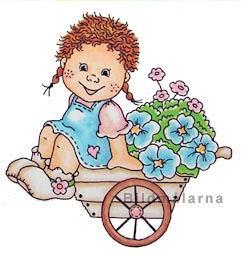 Tossa on a Cart