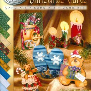Card Kit Shaped Christmas Cards *NEU*