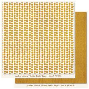 AV - Golden Beads