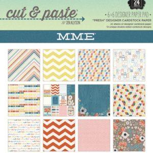 CP - Cut & Paste - Presh Paper Pad