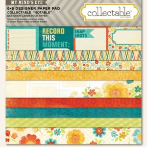 CTB - Collectable - Notable Paper Pad