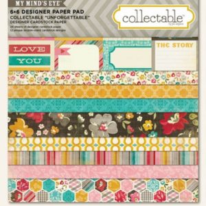 CTB - Collectable - Unforgetable Paper Pad