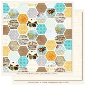 FYH - Be Amazing - Honey Blue