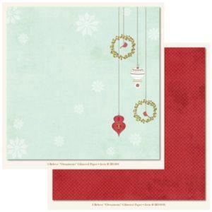 IB - Ornaments (Glitter)