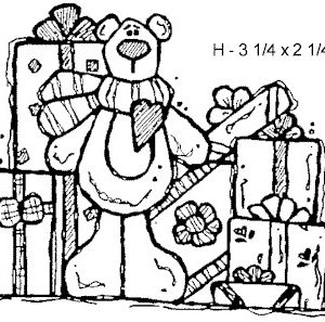 Bear with Gifts