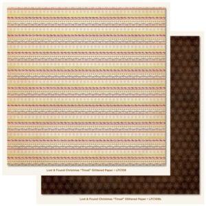 LFC - Tinsel Glittered Paper