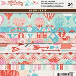 LIL - Lucky in Love Paper Pad