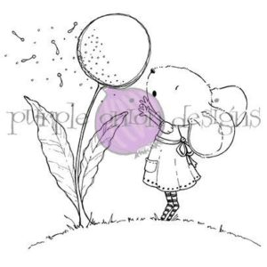 Wishing (Mouse & Dandelion)