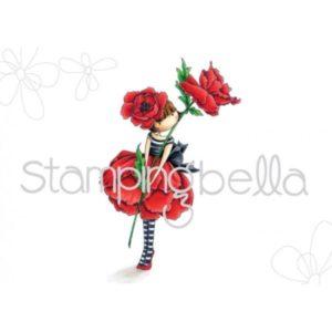 Garden Girl - Poppy
