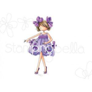 Garden Girl - Violet
