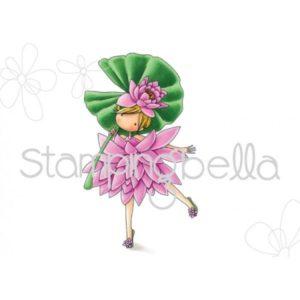 Garden Girl - Water Lily