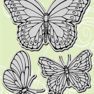 PenPattern Butterflies