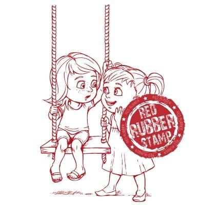 Girl's Secret Swing