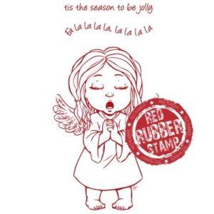 Angel Singing Carols