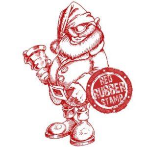 Cheeky Santa