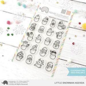 Little Snowman Agenda