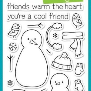 Making Frosty Friends