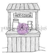 Cocoa Stand