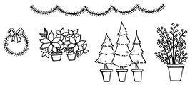 Winter Florist Set