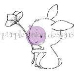 Bella (Bunny Holding Long Flower)