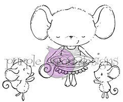 Sweets (3 Baking Mice)