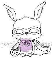 Scary (Halloween Rabbit)