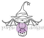 Trouble (Halloween Bat)