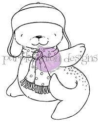 Snow Cap (Seal)