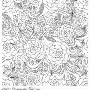 BG Floral Fantasy Background