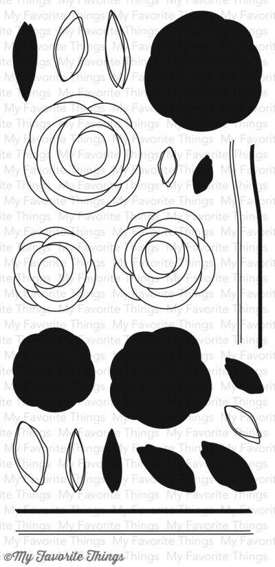 LJD Scribble Roses