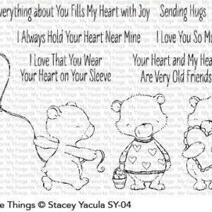 Joyful Heart Bears