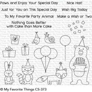 Birthday Bear & Friends