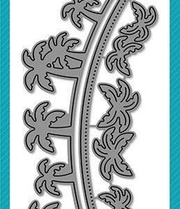 Palm Tree Border Dies
