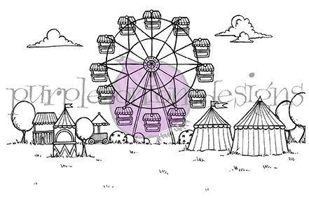 Fairgrounds Background