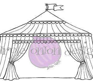 Large Fair Tent